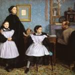 """Edgar Degas Bellelli Family"" by oldies"