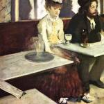 """Edgar Degas Absinthe"" by oldies"