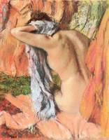 Edgar Degas After The Bath 2
