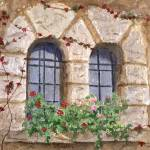 """Arched Windows"" by catspaw"