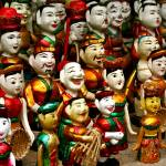 """Water Puppets I, Hanoi"" by ReimeiPhotography"