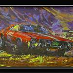 """""AMX"" RALLEY CAR"" by KOOLKARS"
