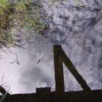 """Bridge Sky Reflection"" by DonBakerPhotography"