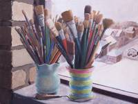 Brushes Bouquet