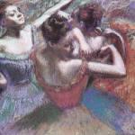 """""""Edgar Degas Dancers 2"""" by oldies"""