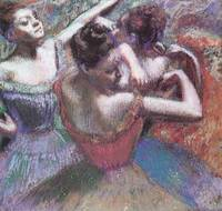 Edgar Degas Dancers 2