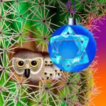 """""""Cactus Chanukkah"""" by jamiejrice"""