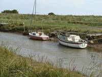 Saltfleet Haven Lincolnshire