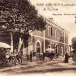 """""""La stazione di Riccione"""" by andreaspeziali"""