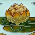 """""""Majolica - Art Nouveau"""" by andreaspeziali"""