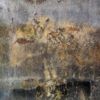 Rusty Abstract 16