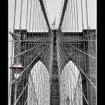 """Brooklyn Bridge 01"" by GrahamCartwright"