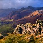 """""""The Lake District - Great Langdale"""" by Dave_Lawrance_Photography"""