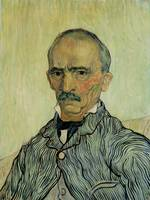 Portrait of Superintendant Trabuc by Van Gogh