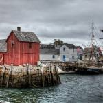 """Rockport Harbor"" by BeautifullyScene"