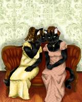 Gossip Girls Regency Cats