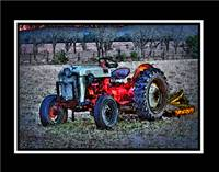 old tractor days