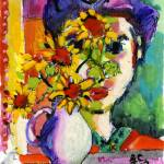 """Homage to Matisse by Ginette Callaway"" by GinetteCallaway"