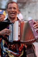 The performer of Santo Domingo