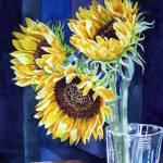 """Sunflowers"" by IrinaSztukowski"