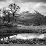 """The Lake District - Wetherlam from the Brathay"" by Dave_Lawrance_Photography"