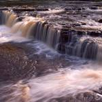 """The Yorkshire Dales - Aysgarth Falls"" by Dave_Lawrance_Photography"