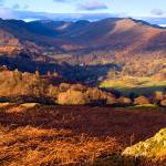 """""""The Lake District - Fairfield from Loughrigg Fell"""" by Dave_Lawrance_Photography"""