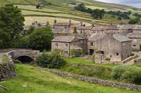 The Yorkshire Dales - Thwaite, Swaledale