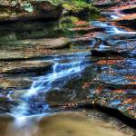 """October Stream by Jim Crotty"" by jimcrotty"