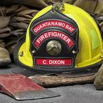 """""""Guantanamo Bay Firefighter Dixon"""" by BJolly"""