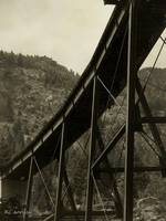 Curved Span on the Georgetown Loop