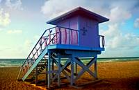 Lifeguard Tower at 8th Street