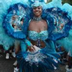 """blue carnival spirits"" by Christina-art"