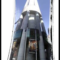 Sky Tower Panorama Art Prints & Posters by Carson Schoellkopf