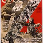 """March 8th is a celebration day of female workers a"" by SovietArt"
