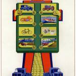 """Autodor (Automobile Roads) Lottery"" by SovietArt"