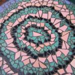 """Mosaic Cafe Table at YJ"