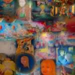 """""""paintings pathcwork circles"""" by LaurentAubin"""
