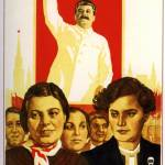 """Long live equal right women of the USSR"" by SovietArt"