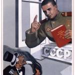 """Do not fool around!"" by SovietArt"