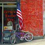 """""""Outside The Barber Shop."""" by ToddRollins"""