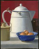 Coffee Pot Still Life