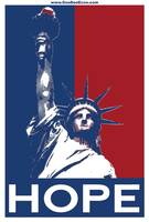 Liberty is Hope 2 color