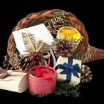 """""""Cornucopia with gifts 1"""" by fotofollia"""