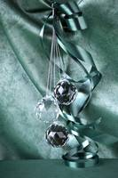 Glass Christmas balls 1