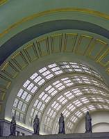Union Station Ceiling 1