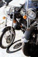 Motor Bike Photo Mosaic