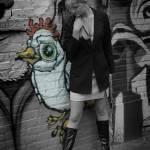 """Hello Chicken"" by Gaylecaldwell888"