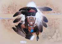 Kindred Spirit   KIOWA native american