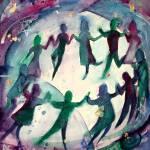 """Hine Ma Tov"" by ShoshannaBauer"